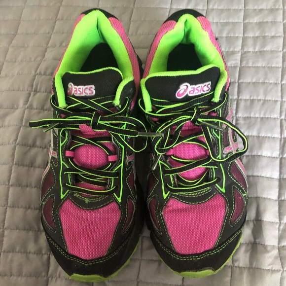 Asics Shoes   Size 7 12 Womens Green
